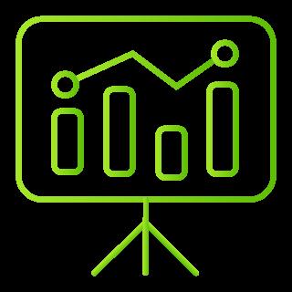 Sales Forecasts Icon