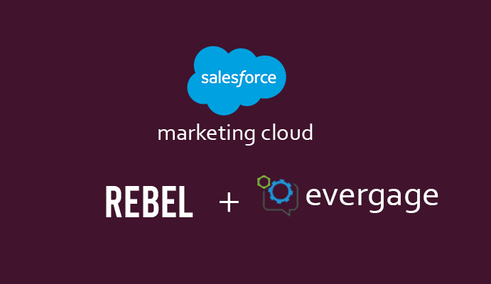 Impact of Rebel and Evergage Acquisitions on Salesforce Marketing Cloud