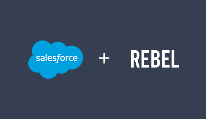Salesforce and Rebel Acquisition