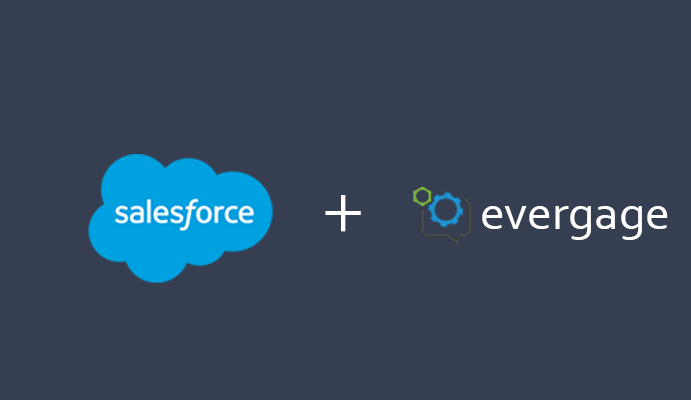 Salesforce and Evergage Acquisition
