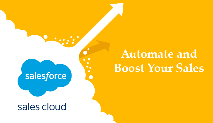 Salesforce Sales Cloud: Automate and Boost Your Sales
