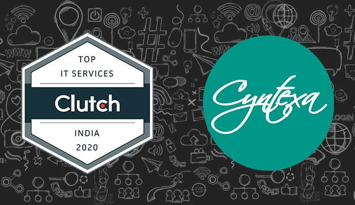 Cyntexa Labs Joins Clutch Report as a Top Indian Agency for IT Services!