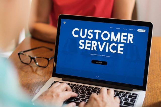 Self-Service-Capabilities Service Cloud