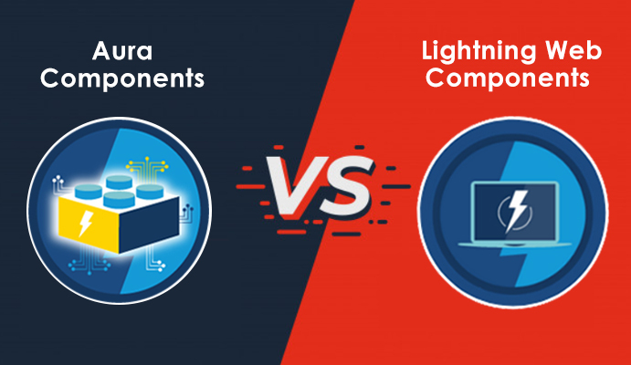 Aura Components vs. Lightning Web Components