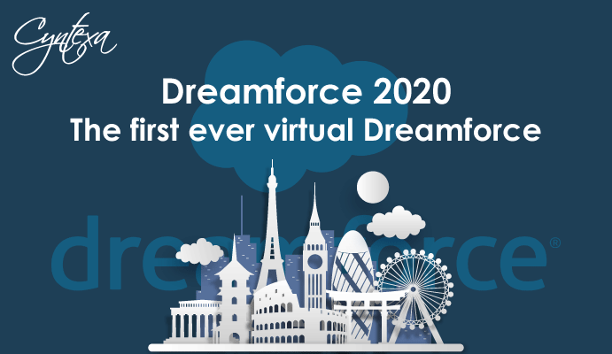 Dreamforce 2020 – The First ever Virtual Dreamforce