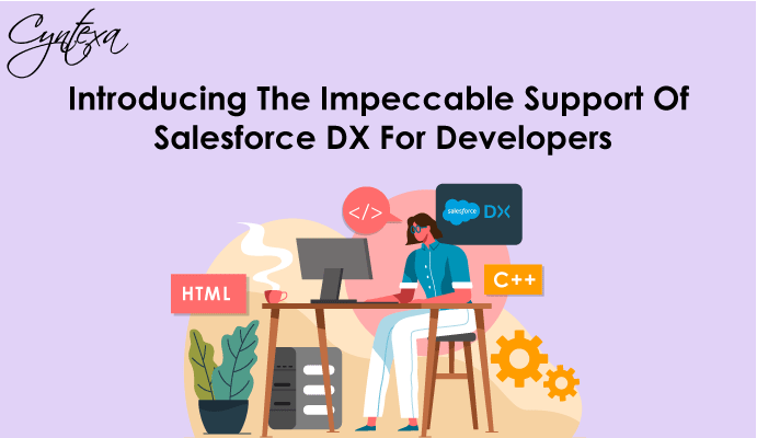 Introducing The Impeccable Support Of Salesforce DX For Developers