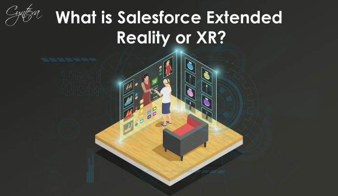 How Salesforce Extended Reality (XR) is going to Transform the Future?