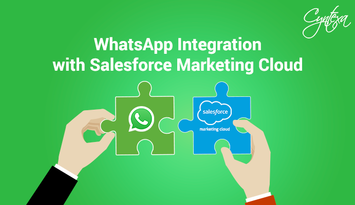 WhatsApp Integration with Salesforce Marketing Cloud