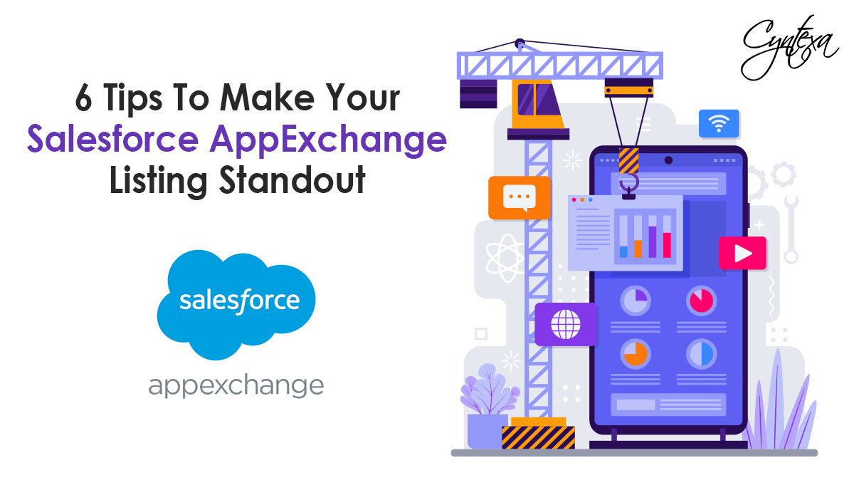 6 Tips To Make Your Salesforce AppExchange Listing Standout