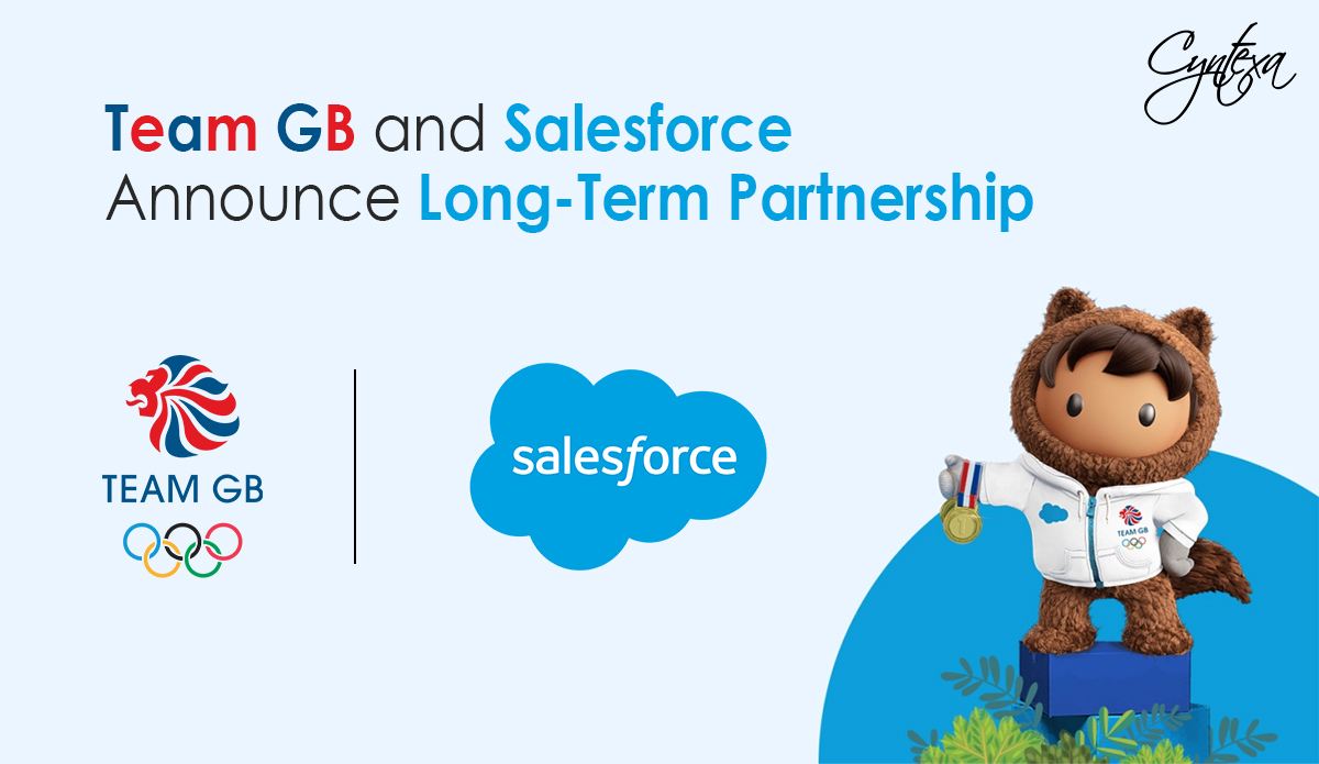 Team GB and Salesforce Announce Long-Term Partnership